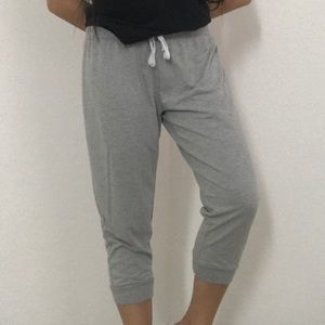 Crop Sweatpants